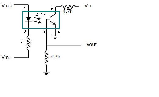 opto switch circuit