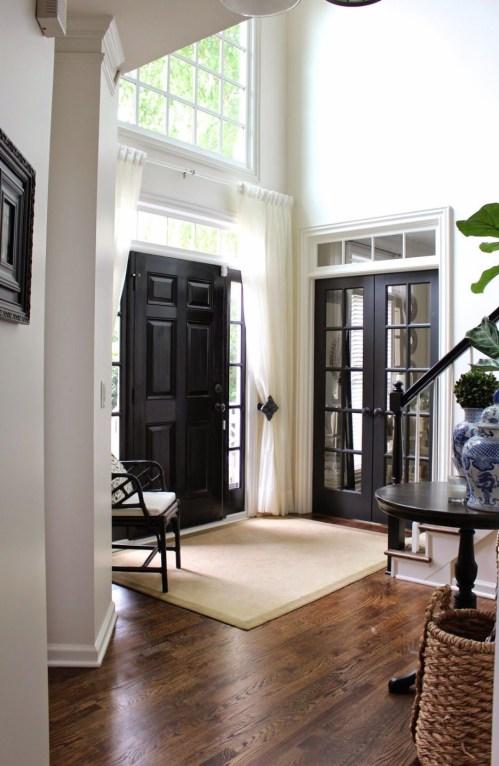 Medium Of Black Interior Doors