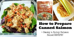 Small Of Canned Salmon Recipes