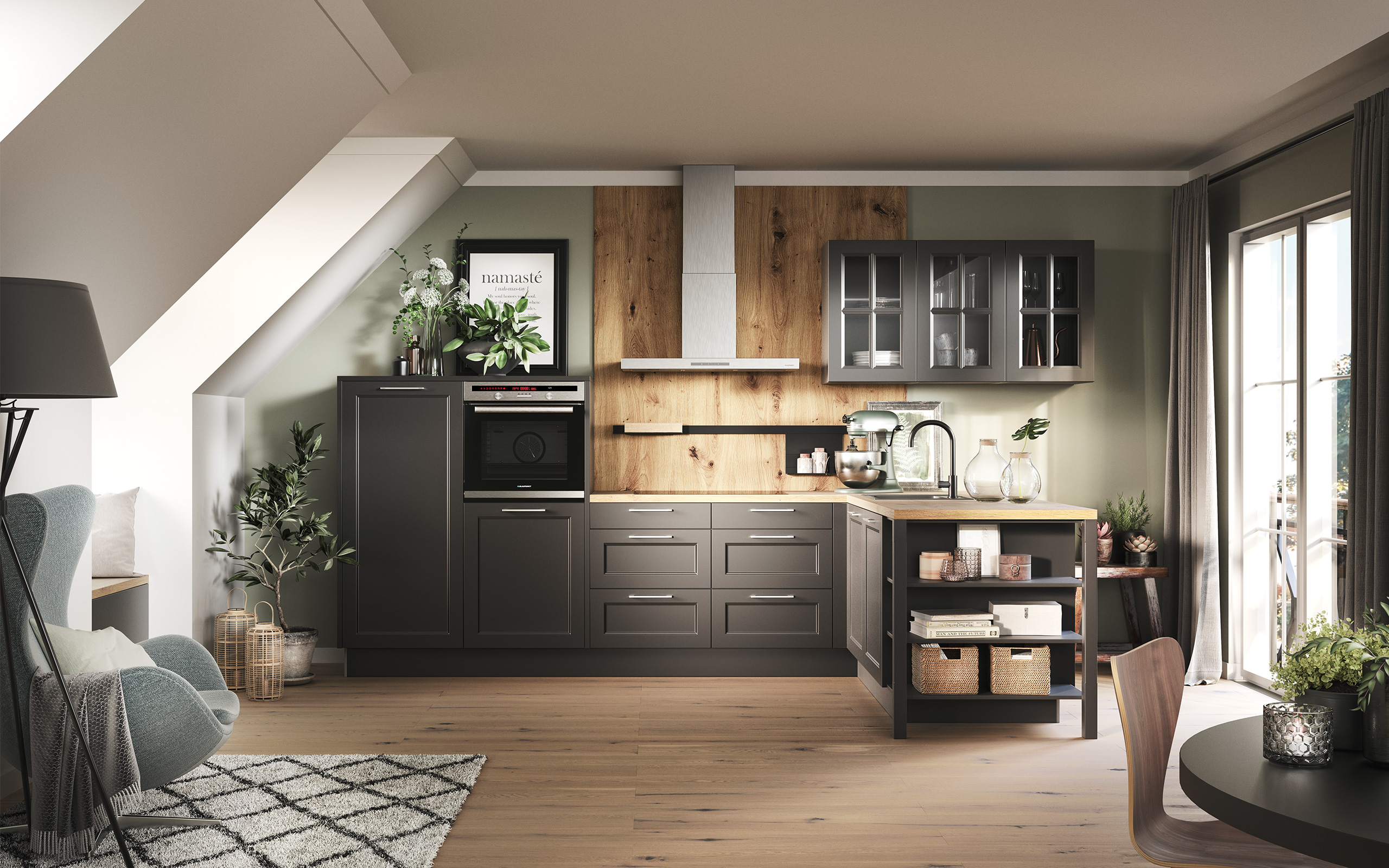 Häcker Küchen Kitchen Germanmade With Love For Detail And Great Devotion To Precision And Accuracy Kitchens Created To Fall In Love With