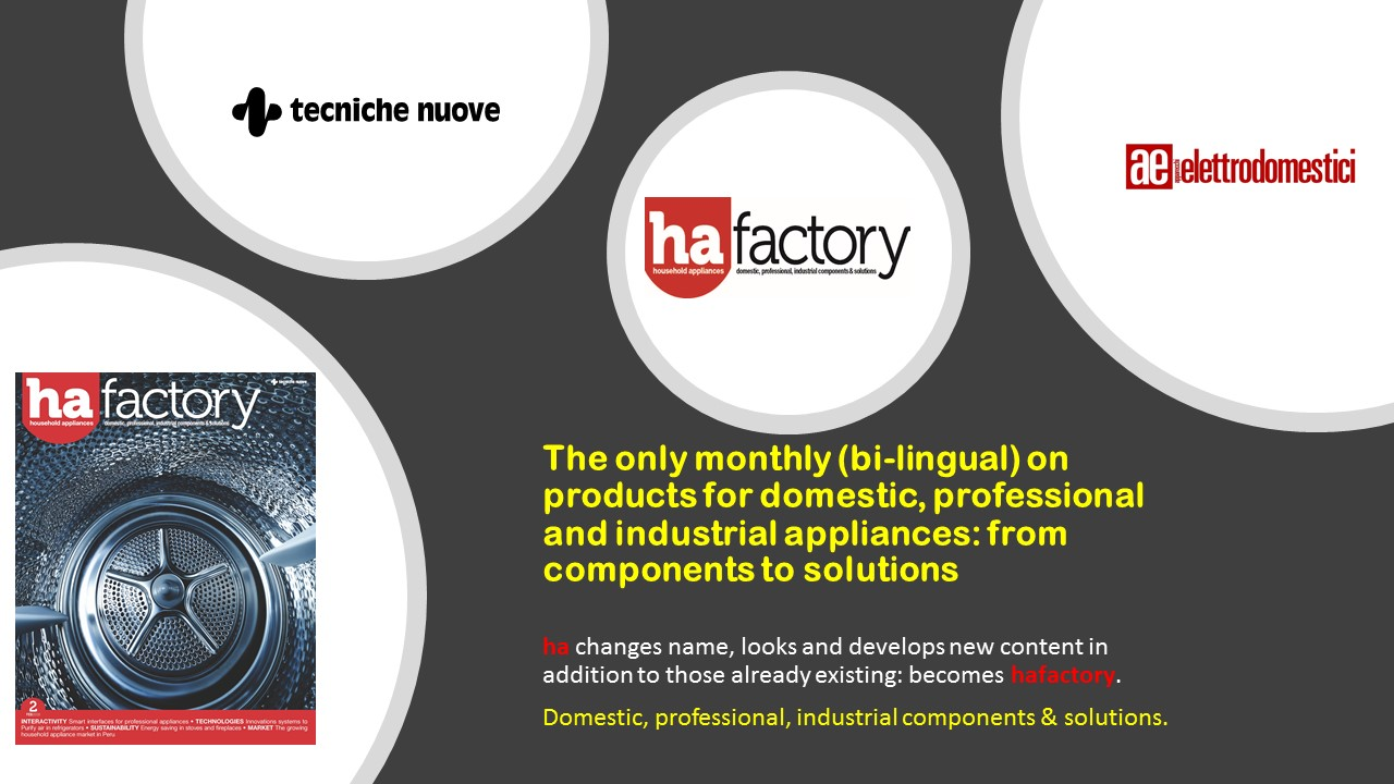 See You Elettrodomestici From Ha Parts Components To Ha Factory Ha Factory