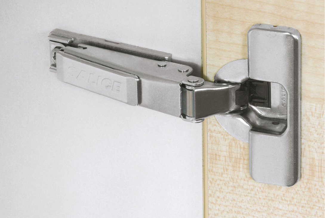Soft Close Türen Hinge Salice Silentia Series 100 With Integrated Soft Close In