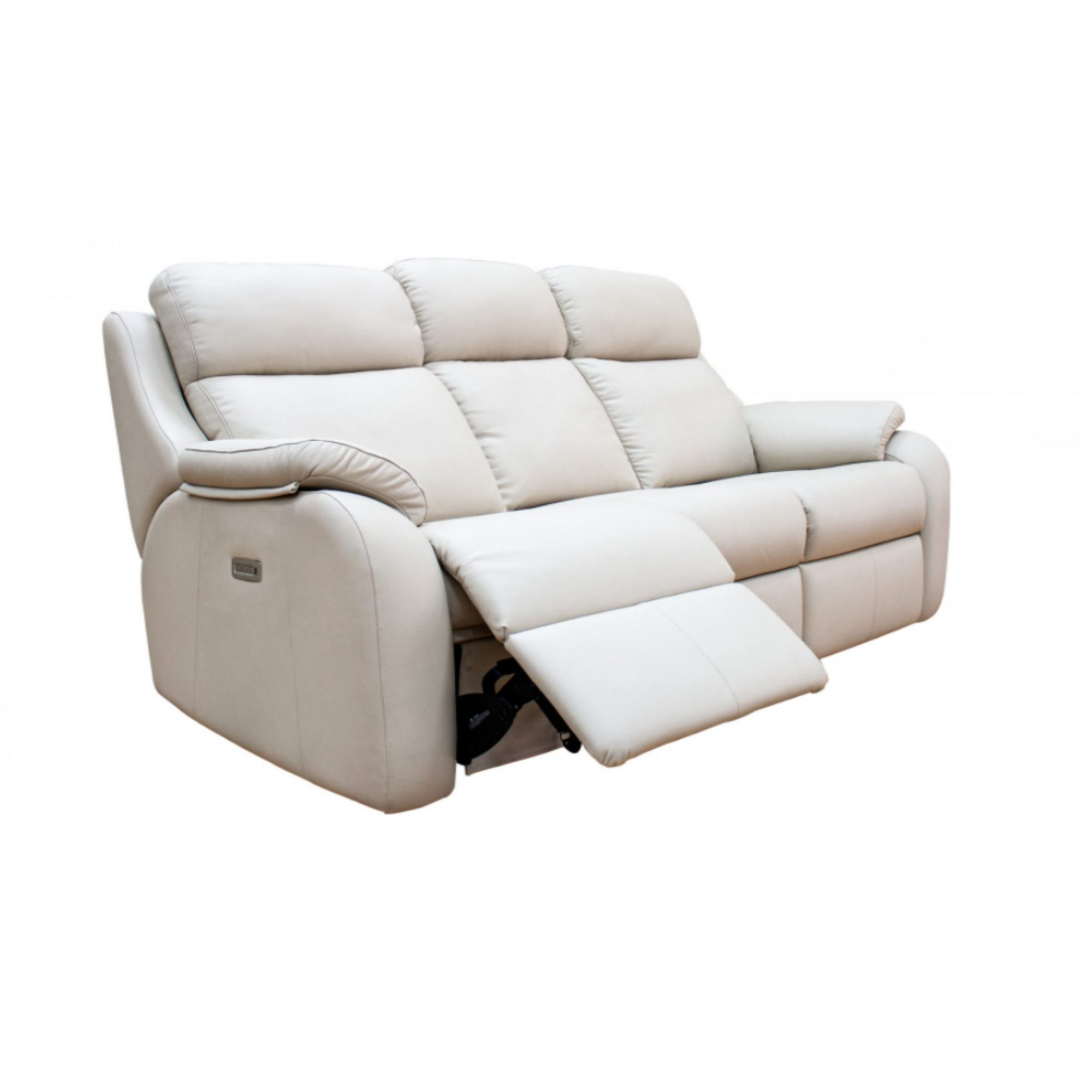G Plan Upholstery G Plan Kingsbury 3 Seater Double Electric Recliner Sofa Sofas Hafren Furnishers