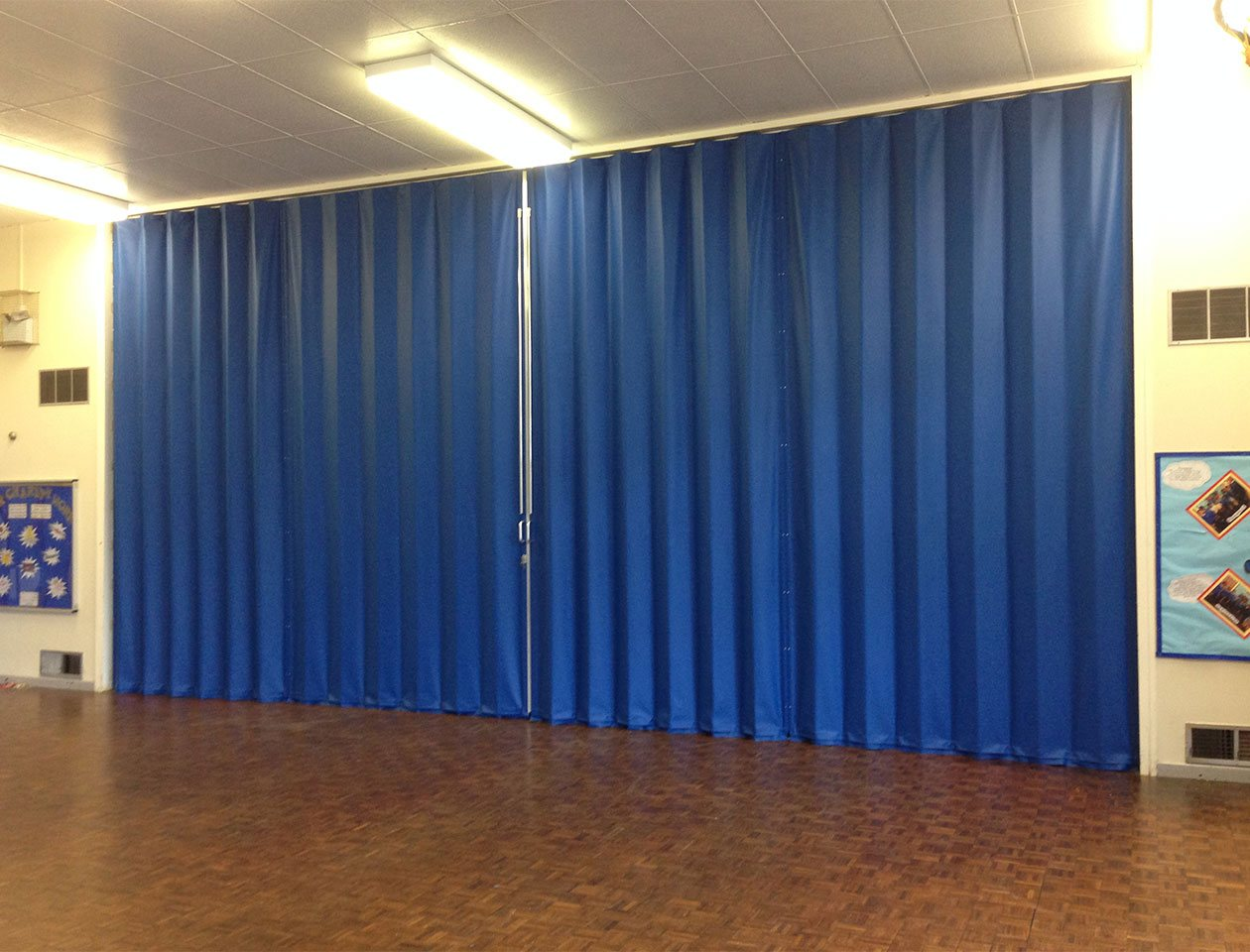 Diy Soundproof Room Divider High Speed Doors And Thermal Break Doors Hag Uk