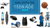 15 Cool Gifts For Teenage Guys | HaHappy Gift Ideas