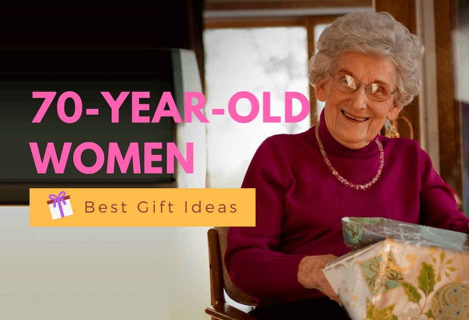 20 Best Birthday Gifts For A 70 Year Old Woman Hahappy SaveEnlarge