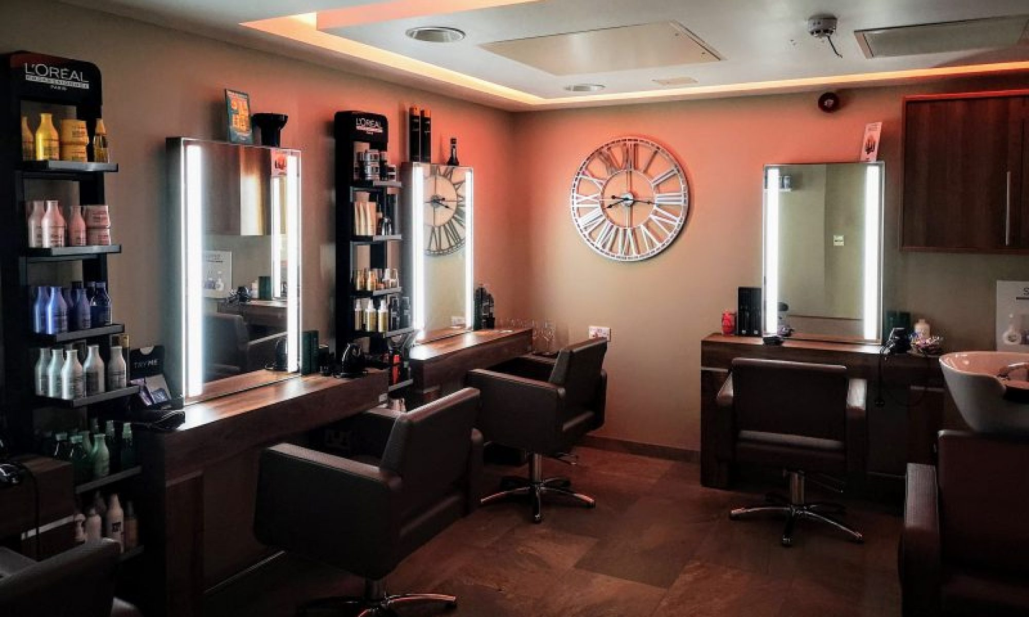 Hairdressing Salon Hair Salon At Finlake Hairdressing Salon Ideal For Newton Abbot