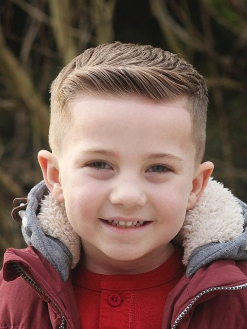 Kids Haircut 35 Cute Toddler Boy Haircuts Your Kids Will Love