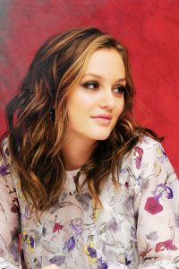 Leighton Meester Hair Color - Hair Colar And Cut Style