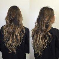 Cinnamon Copper hair color - Hair Colar And Cut Style