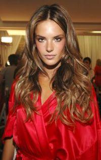 Alessandra Ambrosio Hair Color - Hair Colar And Cut Style