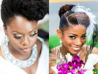 Get To Know Natural Hair Wedding Hairstyles 2017 ...