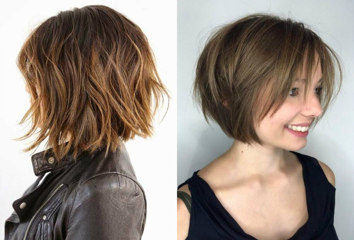 Partyfrisur Timeless Graduated Bob Haircuts 2018 Hairdrome