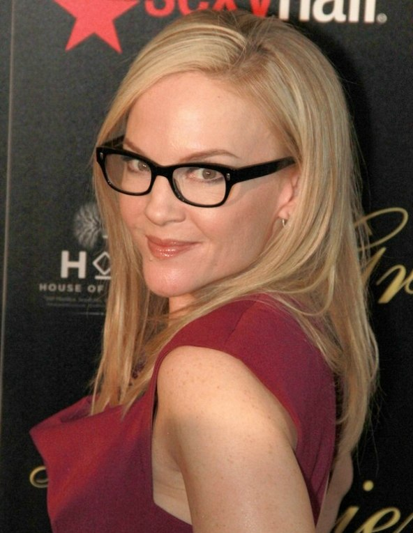 Black Hairstyles With Short Hair Rachael Harris Wearing Her Hair Past Shoulder Length