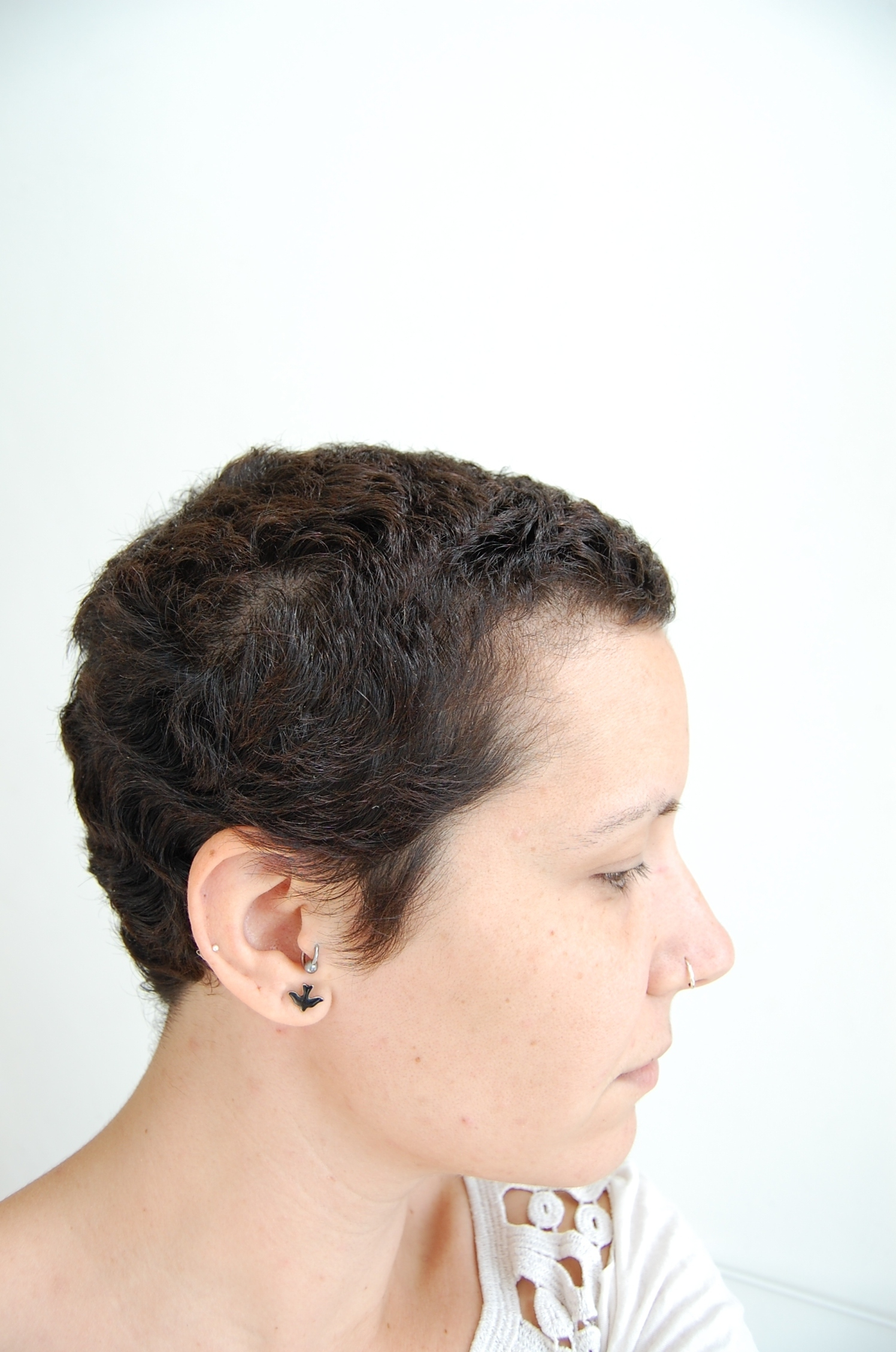 Hairstyles For Hair Growing Back After Chemo Hair Growth After Chemo One Girl One Head And Her