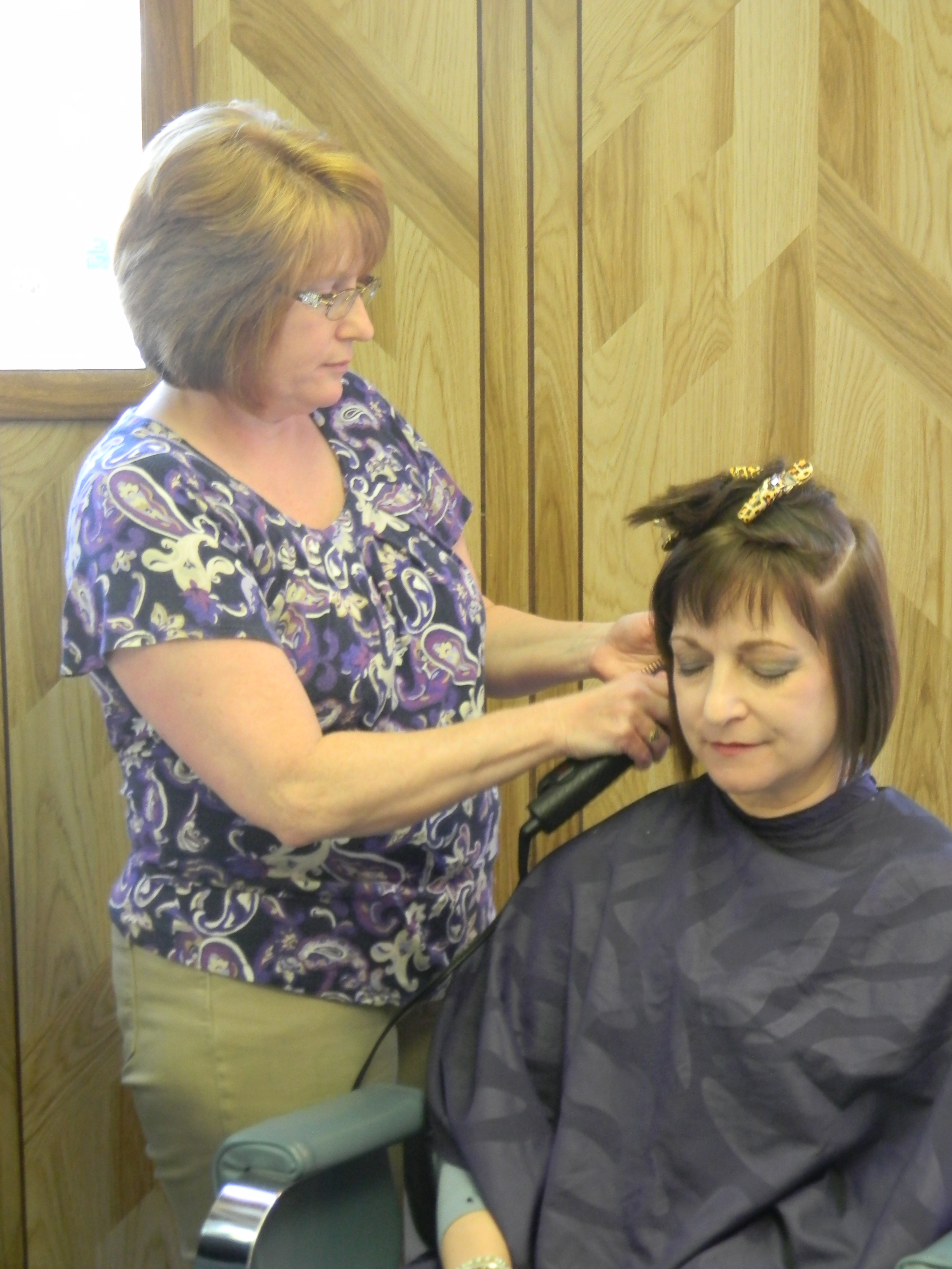 Salon Cut In Hair Salon In Mount Vernon Ohio For Cut And Style