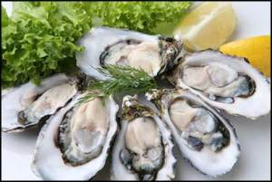 oysters-food-for-hair-loss