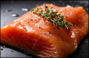 salmon-hair-loss-cure-food