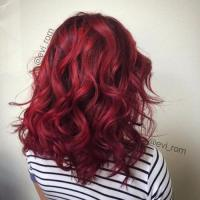 Wine Red Hair Color | www.pixshark.com - Images Galleries ...