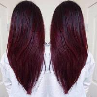 50 Vivid Burgundy Hair Color Ideas for this Fall