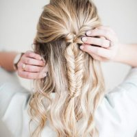 braided hairstyles for shoulder length hair - Hairstyles ...