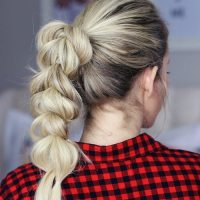 Braided Hairstyles For Thick Medium Length Hair - HairStyles