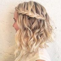 Waterfall Curly Hairstyles - HairStyles