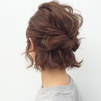 50 Sweet Updos for Short Hair