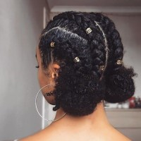 50 Protective Hairstyles for Natural Hair   Hair Motive ...