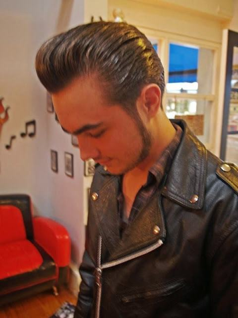 Boy Haircuts No Gel 25 Greaser Hairstyles For Men From 1950 39;s – Hairstylecamp