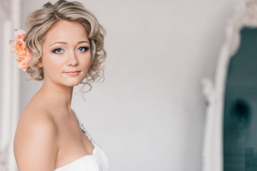100 Greatest Wedding Hairstyle Ideas With Short Hair