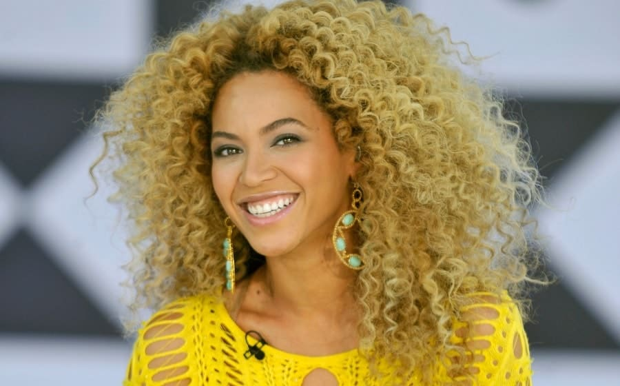 Long Blonde Bob Round Face 7 Classic Ways To Wear Curly Hairstyle Like Beyonce