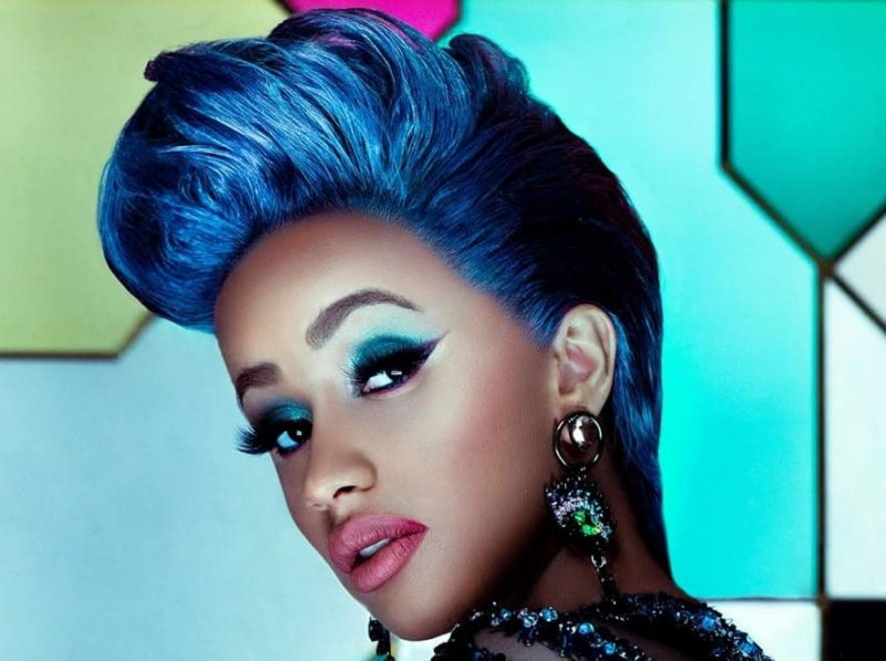 Cut Hair In Mohawk 11 Exotic Blue Hairstyles For Black Girls – Hairstylecamp