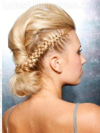45 Brilliant Braided Updo Styles For Any Hair Type ...