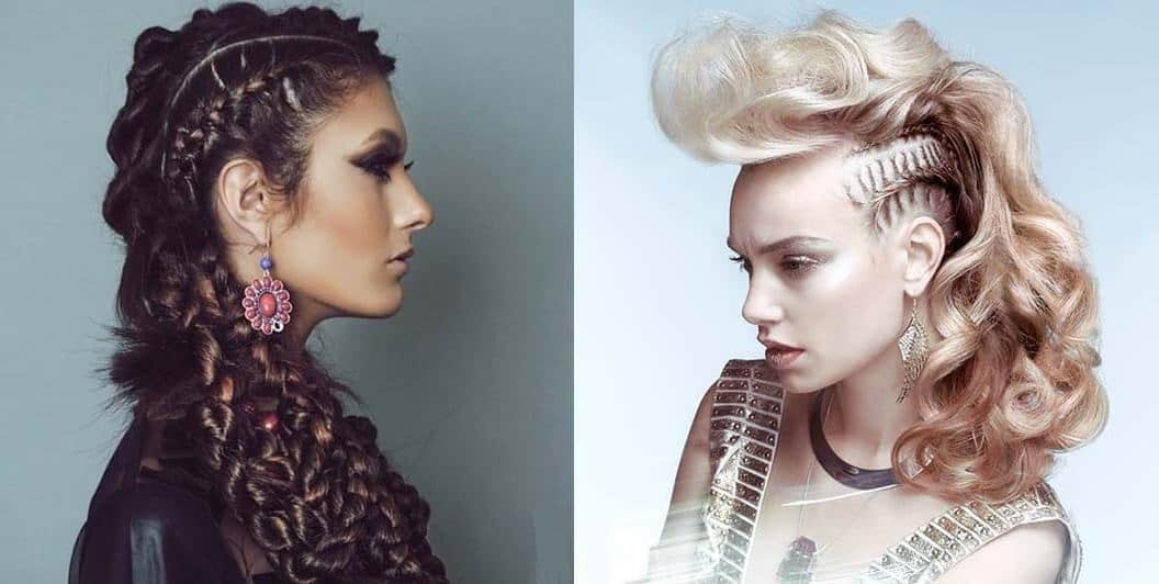 Medium Hairstyle And Color 11 Splendid Undercut Braids For Women To Rock 2019 Trend