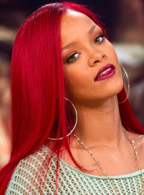 Layered Hair Styles 25 Most Iconic Rihanna Hairstyles And Haircuts