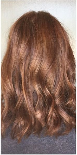 Balayage Ombre With Base Color Top 35 Warm And Luxurious Auburn Hair Color Styles