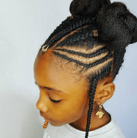 Braided Hairstyles 2017 Little Black Girl - HairStyles