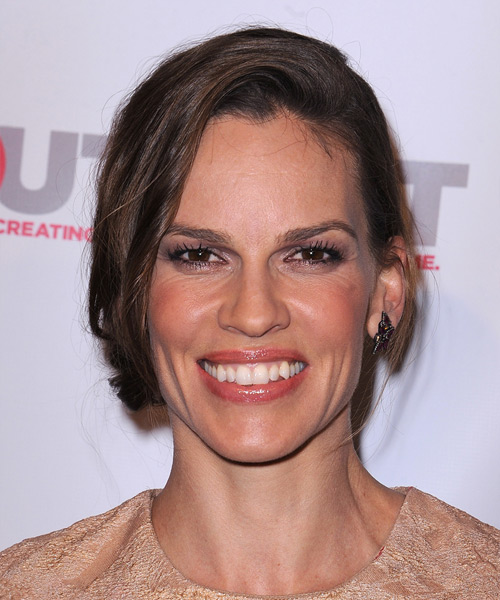 Hilary swank hairstyles for 2017 celebrity hairstyles by