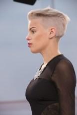 Undercut Women Short Hair