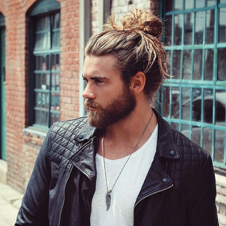 Herren Frisuren Mit Geheimratsecken Long Hairstyles For Men 2019 – How To Style Long Hair For