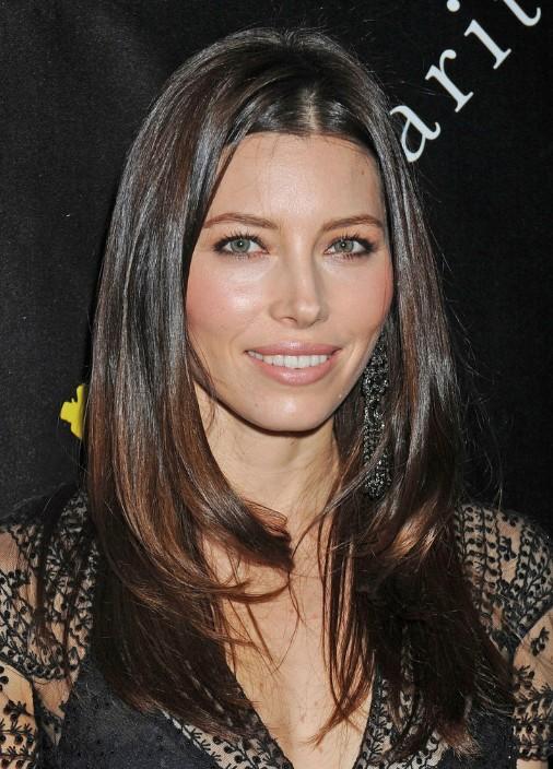 Celebrity Hairstyles Long Hair