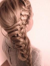 Cute Side Braid for Girls - Girls Hair Ideas - Hairstyles ...