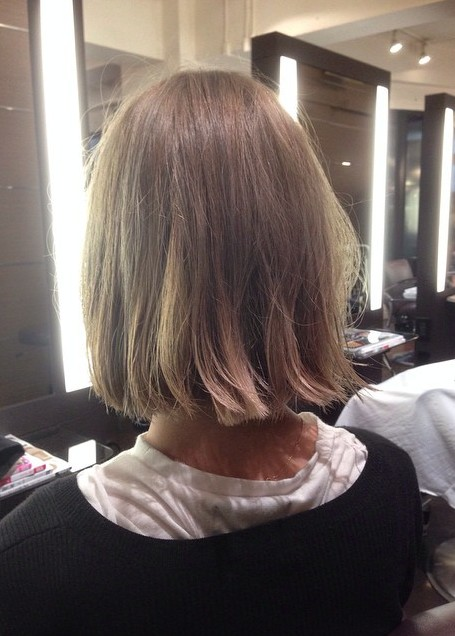 Bob Hairstyles The Back View 21 Medium Length Bob Hairstyles You 39;ll Want To Copy
