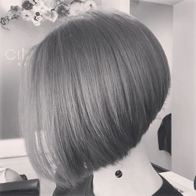 Short Hairstyles For Fine Hair Easy 50 Best Inverted Bob Hairstyles 2018 Inverted Bob