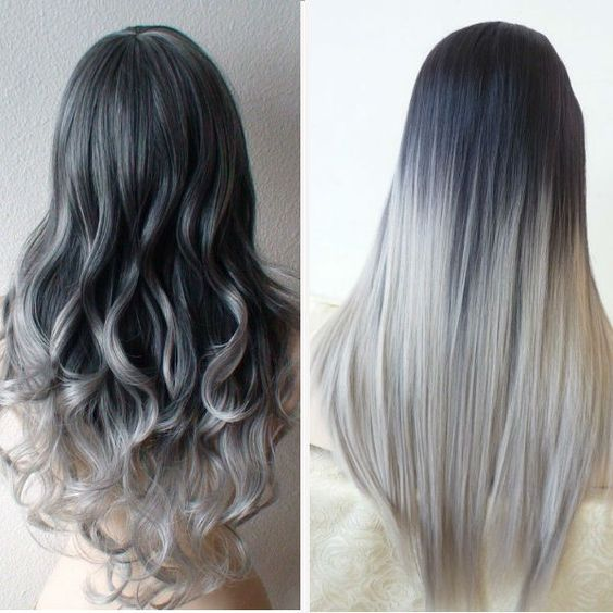 Layered Hair Female 50 Ombre Hairstyles For Women Ombre Hair Color Ideas