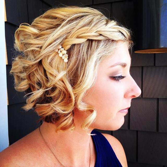 60 Bright Hairstyles for Prom