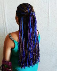 30 Cool Yarn Braids Styles  Protection and Perfection