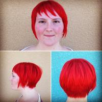 35 Radiant Bright Red Hair Color Ideas - Looks Guaranteed ...