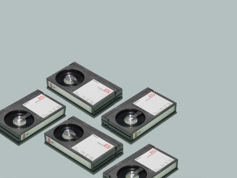 Jim Golden, Relics of Technology